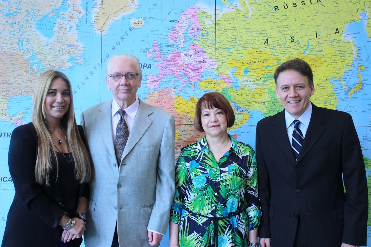 Diretoria Escola Internacional